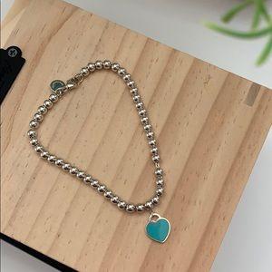 🕊Return to Tiffany Bead Bracelet 925 silver